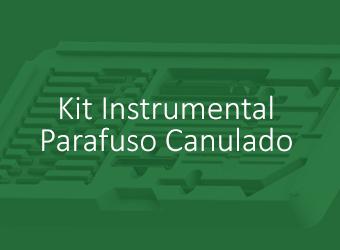Kit Instrumental - Parafuso Canulado