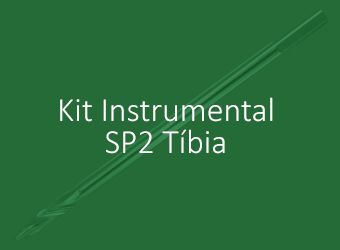 Kit Instrumental - SP2 Tíbia