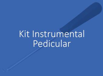 Kit Instrumental - Pedicular