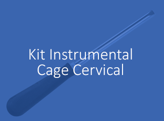 Kit Instrumental - Cage Cervical