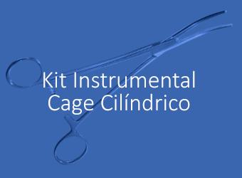 Kit Instrumental - Cage Cilíndrico