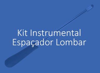 Kit Instrumental - Espaçador Lombar