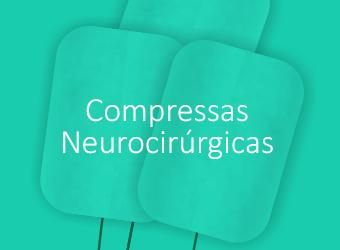 Compressas Neurocirúrgicas