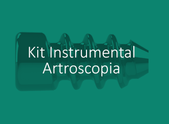 Kit Instrumental - Artroscopia
